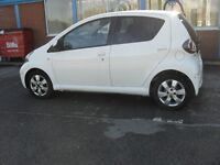 toyota aygo /998 cc 2011 /£20 tax for year one owner