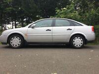 2003 Vauxhall Vectra 1.8i 16v LS 5dr LOW MILES & FSH Petrol, Manual