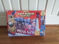 Spiderman Skyrider Playset
