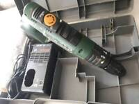 Bosch 12volt cordless drill working