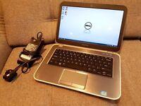 """Dell 14z 5423 Ultrabook/ 14"""" LED HD Screen/ Core i3/ 500GB Hr. Drive/ 4GB DDR3/ DVD-RW/ HDMI"""