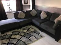 Fabric/ Leather Right Facing/ Left Facing Corner Sofa