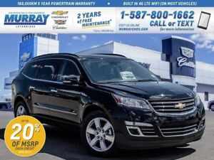 2017 Chevrolet Traverse **Heated/Cooled Front Seats!  Sunroof!**