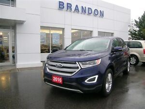 2016 Ford Edge SEL - AWD **AWD**Navigation**18 Inch Aluminum Whe