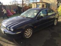 2002 Jaguar X Type 2.5 V6 AWD