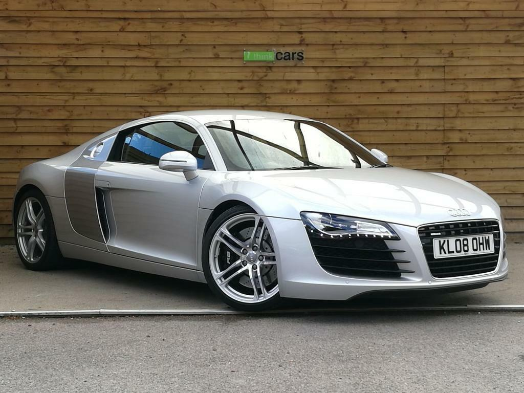 audi r8 4 2 fsi quattro 2dr r tronic full specification. Black Bedroom Furniture Sets. Home Design Ideas