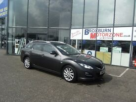2012 61 MAZDA 6 2.2 D TS2 5d 163 BHP MOT AUG 2017 **** GUARANTEED FINANCE ****