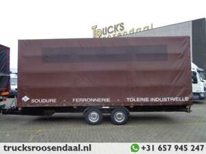 Autres Other JCB  TD-200 + 2 Axle