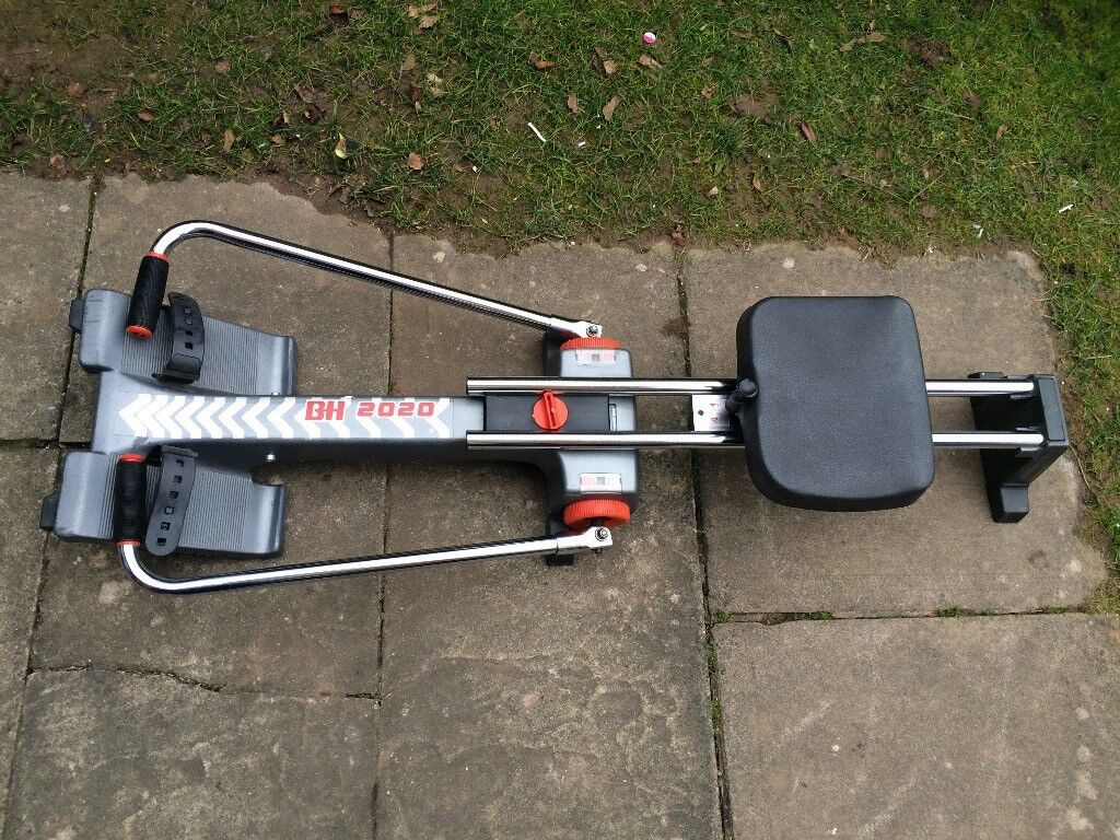 rowing machine - get fit for 2018 !!!