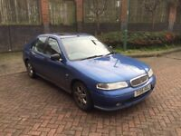 ROVER 400 AUTOMATIC WITH MOT LOW MILES QUICK SALE