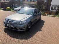 2012 Mercedes Benz sport blue efficiency (immaculate condition)
