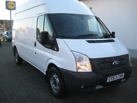 ford transit 350 LWB HR 125ps one owner full service history mot warranty