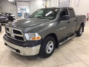 2012 Dodge Ram 1500 ST 4x4 Quad Cab 140 in. WB