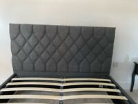 BRAND NEW KING SIZE BED FRAME With Storage