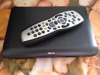 Sky box HD mini box with remote