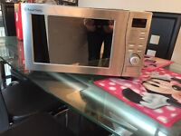 Russel Hobbs microwave (is working but would use for parts only)