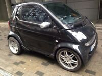 2003 (52 REG) SMART CITY 0.6 PULSE SOFTOUCH AUTO 3 DOOR CONVERTIBLE PETROL