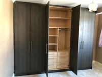 Fitted Wardrobes(in the loft, in the bedrooms), Living Spaces, Storage Solution( under the stairs)