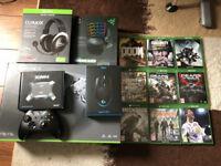 Xbox One X Ultimate setup