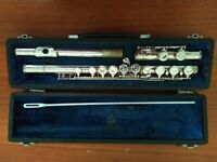 ROMILLY SUPER-GRADUATE FLUTE, MADE FOR RUDALL CARTE & CO LTD