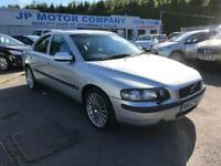 2002 VOLVO S60 D5 SE SILVER LONG MOT SERVICE HISTORY CHEAP DIESEL CAR