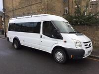 Ford Transit Minibus 2008 17 Seater **ONLY 30k MILES**