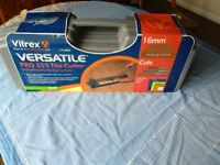 As new, High Quality Vitrex Versatile Pro 355 Tile Cutter in Carry Case and original packaging