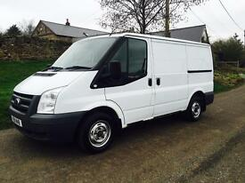 Ford Transit SWB, Only 48,000 Miles