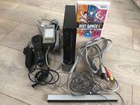 Nintendo Wii Sports Resort Black Console