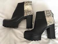 Boots - size 8