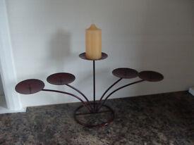 Ornamental Candle Holder