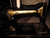 Singer Sewing machine from 1895