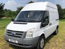 Ford Transit T350 2.5 Diesel! No Vat... In excellent Condition