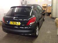 Peugeot 207 Sportium. Only 30K miles! Great Car for sale! All that you need!