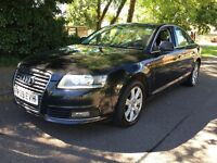 Audi A6 SE tdi auto 2009 p-ex welcome AA/rac welcome still insured and taxed