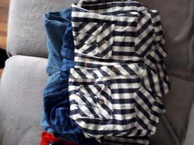 Bundle boys clothes 7-8