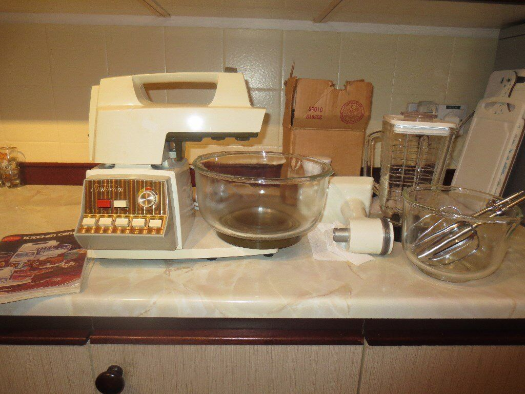 Food Mixer, Sunbeam Kitchen Centre