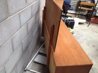 vintage g plan dressing table with moving mirror