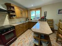 Free fitted kitchen