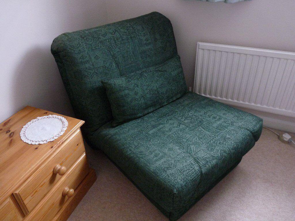 Single Folding Sofa Bed Chair In Bradley Stoke Bristol Gumtree