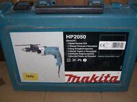 MAKITA HP2050 HAMMER DRILL 110volt FOR SALE