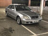 2000 Mercedes S Class