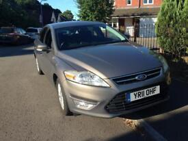 Ford Mondeo 12 month MOT