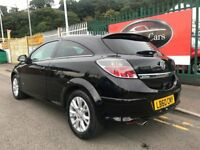 2010 60 Vauxhall Astra SRI 1.6 Petrol 3 door hatchback 5 Speed Manual Low Miles 115 BHP