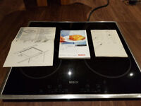Bosch 4 zone 60cm induction hob PIE645E01E