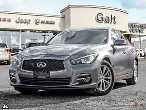 2014 INFINITI Q50 Premium AWD | NAV | LEATHER | ONLY $194 BI-WEE