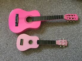 Children's guitars