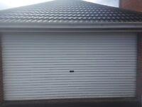 Gliderol garage doors 4.4m