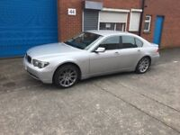 2002 Bmw 7 series 4,4 lpg system NO OFFERS