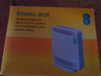 EE Booster Box for your Mobile Phone Get an EE mobile phone signal